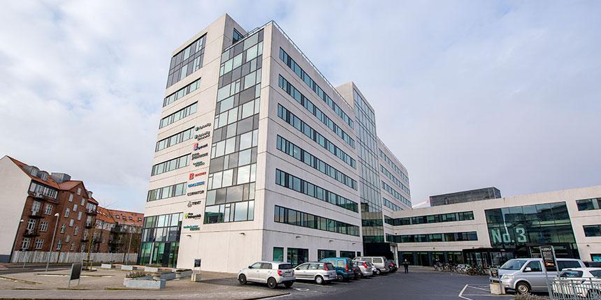 Sundhedshuset Tolboden i Viborg